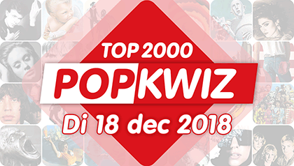 Pop muziek quiz 18 december 2018